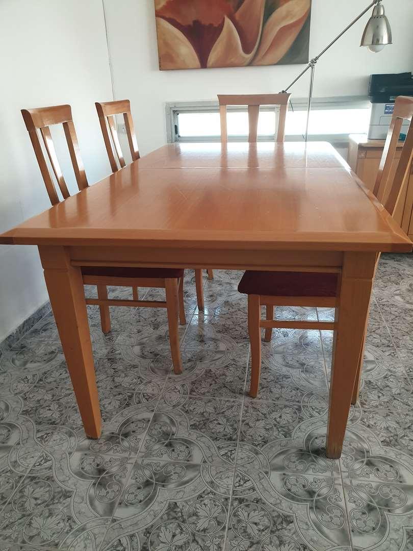 תמונה 2 ,שולחן למכירה בבאר שבע ריהוט  פינת אוכל