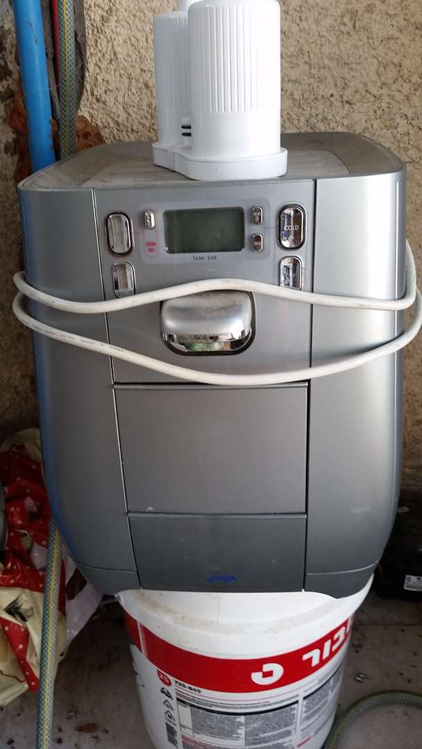 מוצרי חשמל - מתקן מים