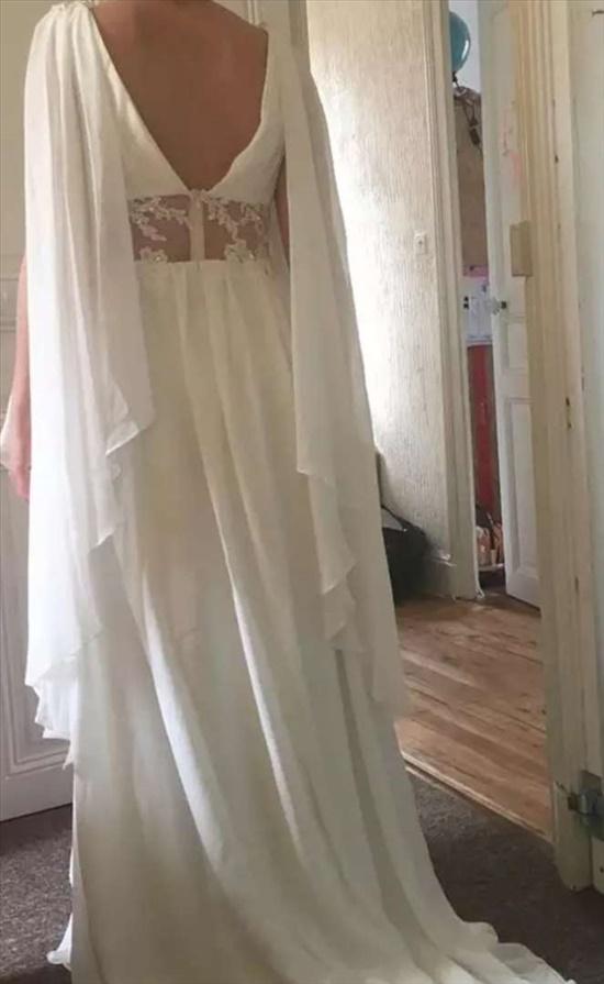 שמלת כלה יוונית