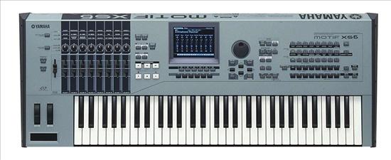 yamaha motif xs6 synthesizer