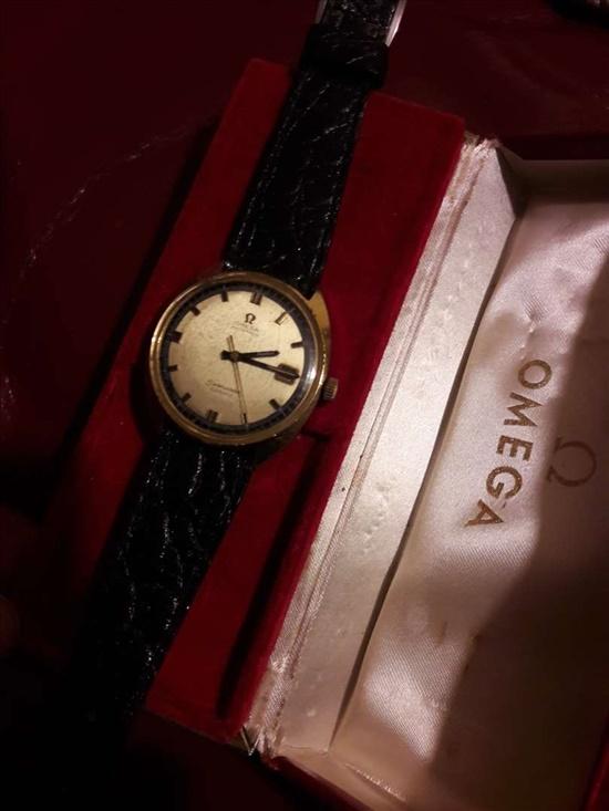 omega שעון וינטג