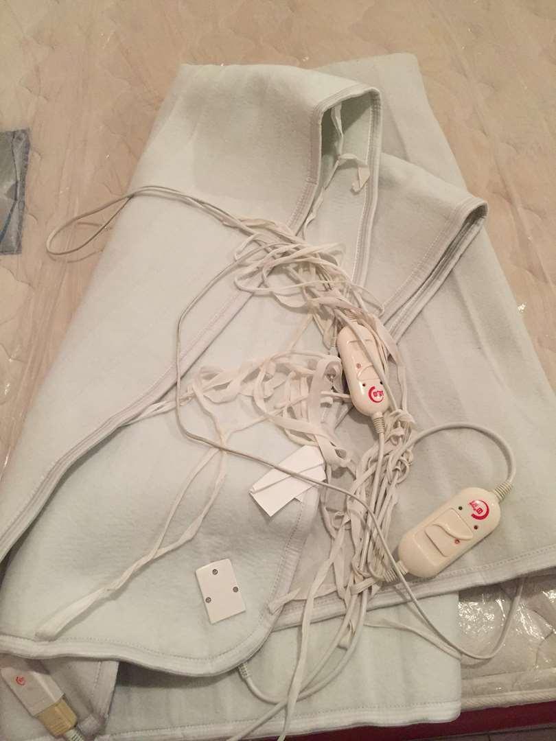 מוצרי חשמל - סדין חשמלי