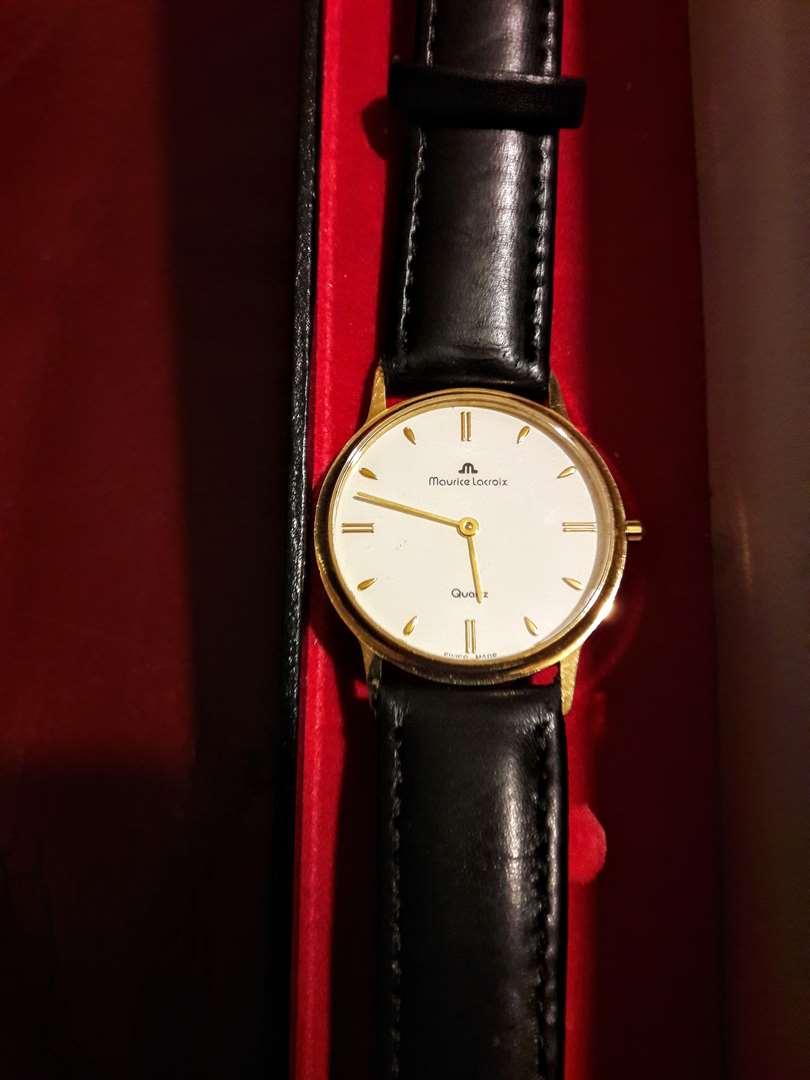שעון maurice lacroix