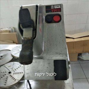 ציוד לעסקים מכונת מזון 25