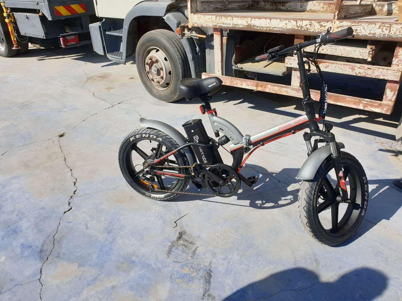 אופניים - אופניים חשמליים