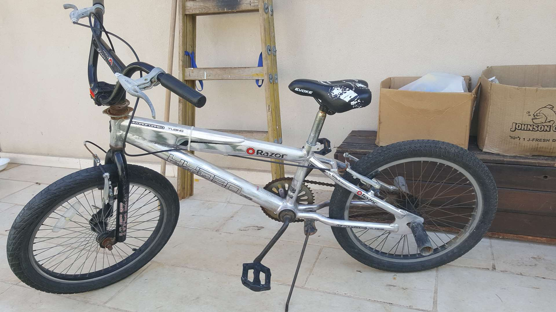 אופניים - אופני פעלולים/BMX