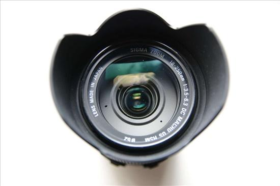 sigma 18-250mm f3.5-5.6