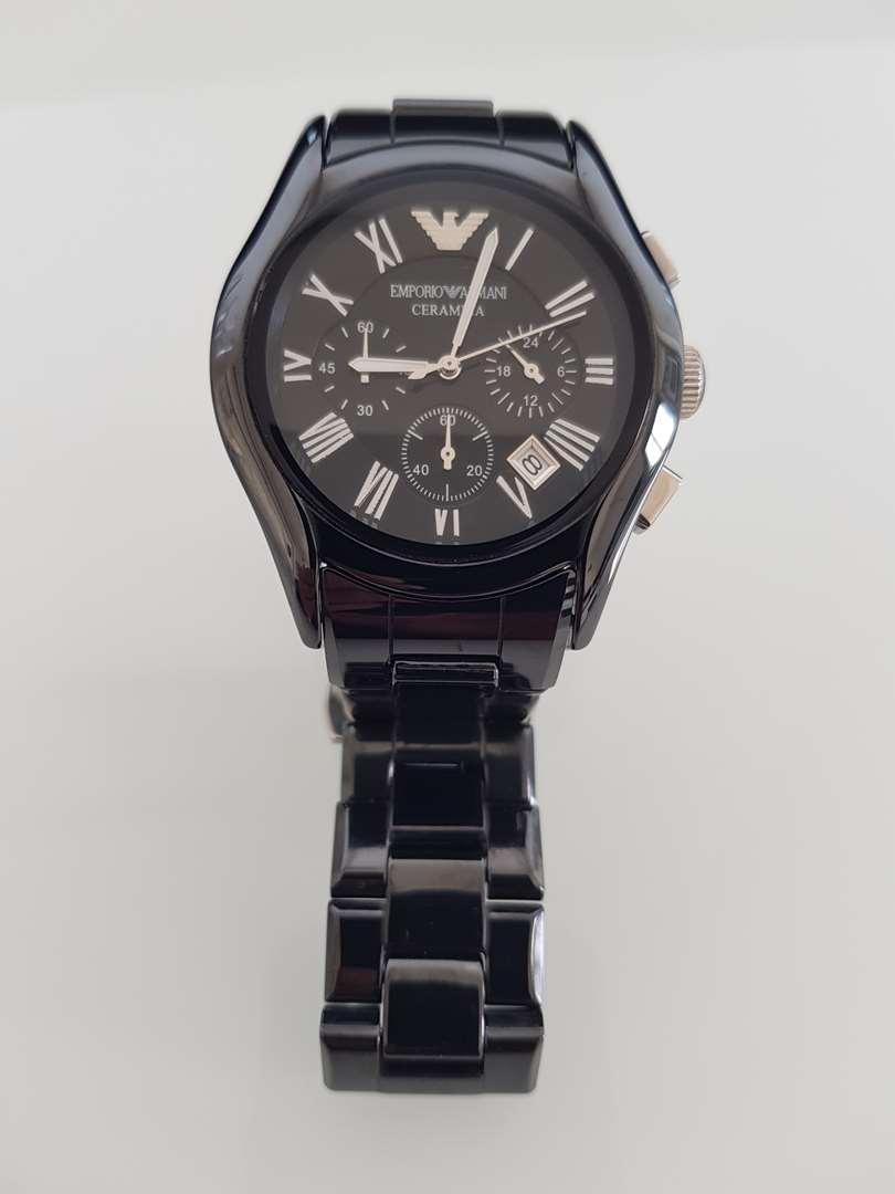 שעון יד לגבר אימפוריו ארמאני