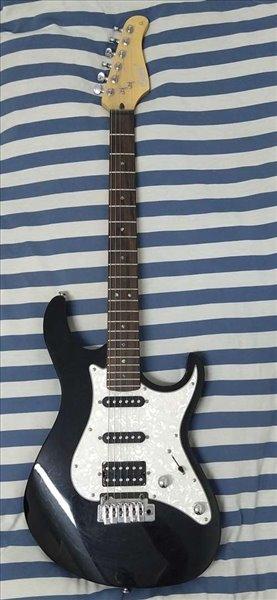 כלי נגינה גיטרה חשמלית 37