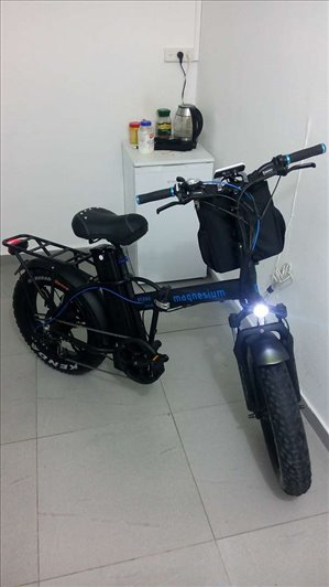 אופניים אופניים חשמליים 22