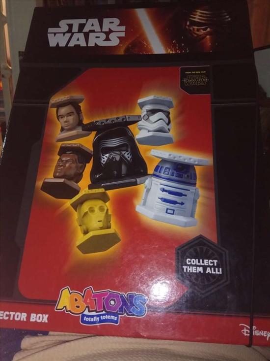 אוסף מקורי של בובות star wars