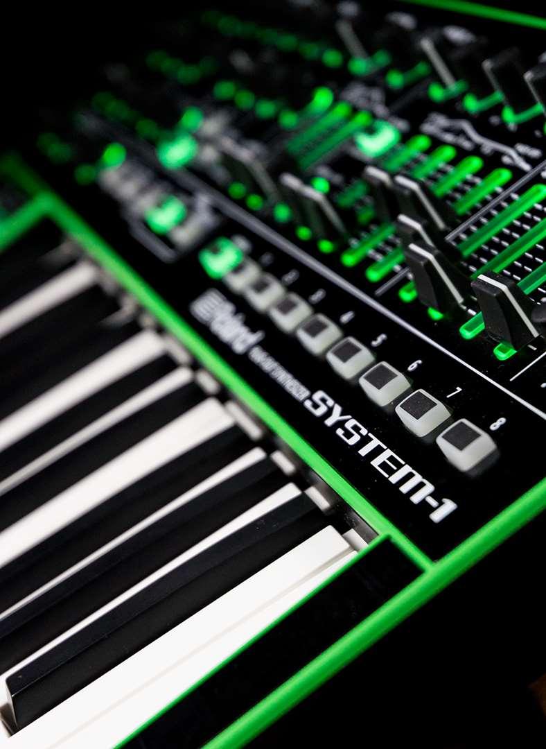 כלי נגינה - אלקטרוניקה