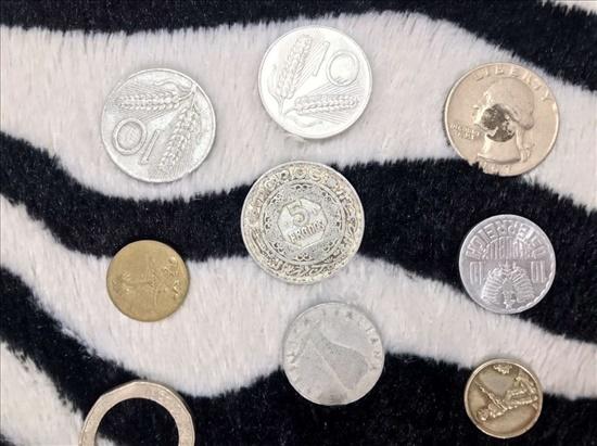 מטבעות ושטרות עתיקים למכירה