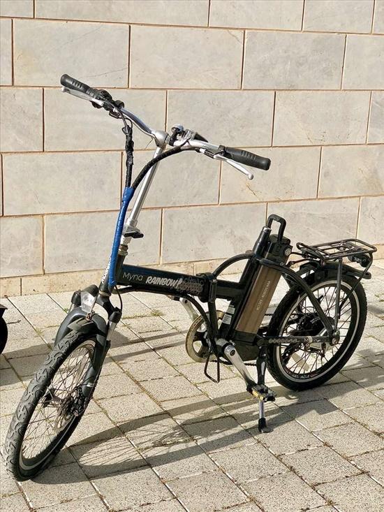 אופניים חשמליים-למכירה!
