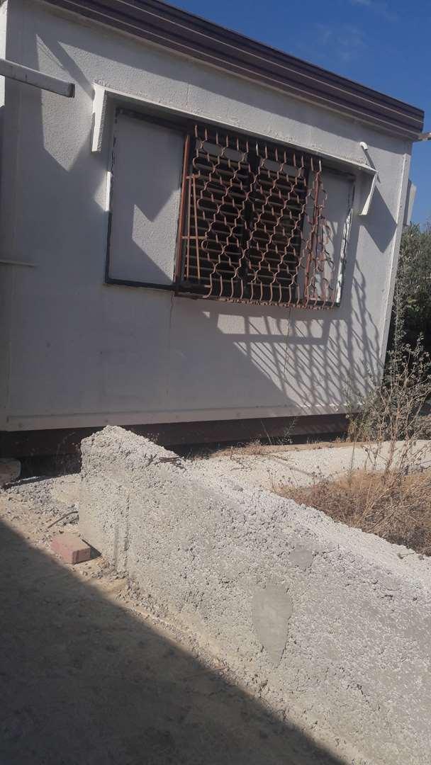 מבנים ניידים - קראוון