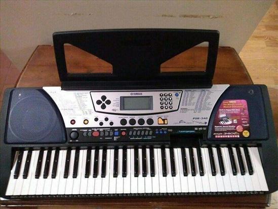 Yamaha PSR-340 Keyboard origin
