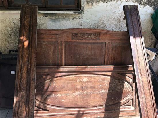 מיטה זוגית  עתיקה