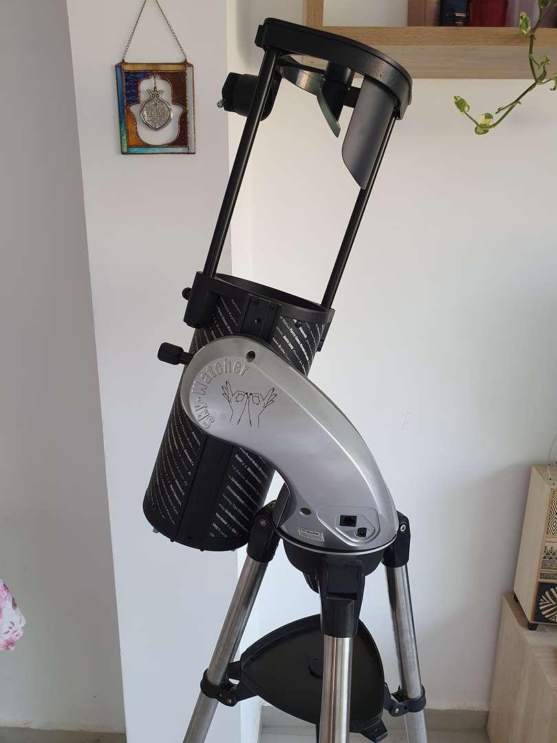 למטייל ולמתגייס משקפת טלסקופ 19