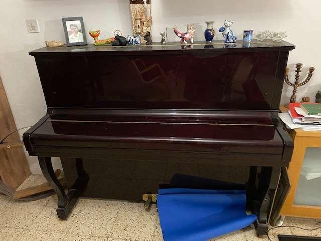 כלי נגינה פסנתר 19
