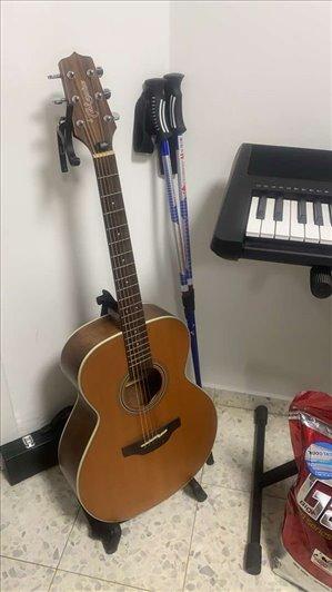 כלי נגינה גיטרה אקוסטית 10