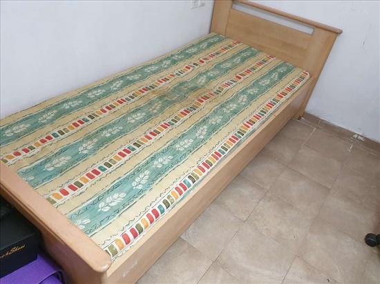 מיטת יחיד ומזרון והובלה