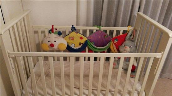 מיטת תינוק + מזרון