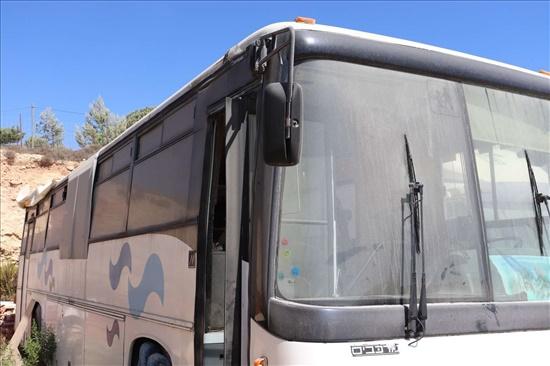 אוטובוס מגורים