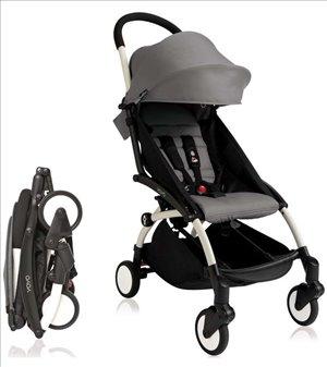 לתינוק ולילד עגלות ועגלות טיול 7