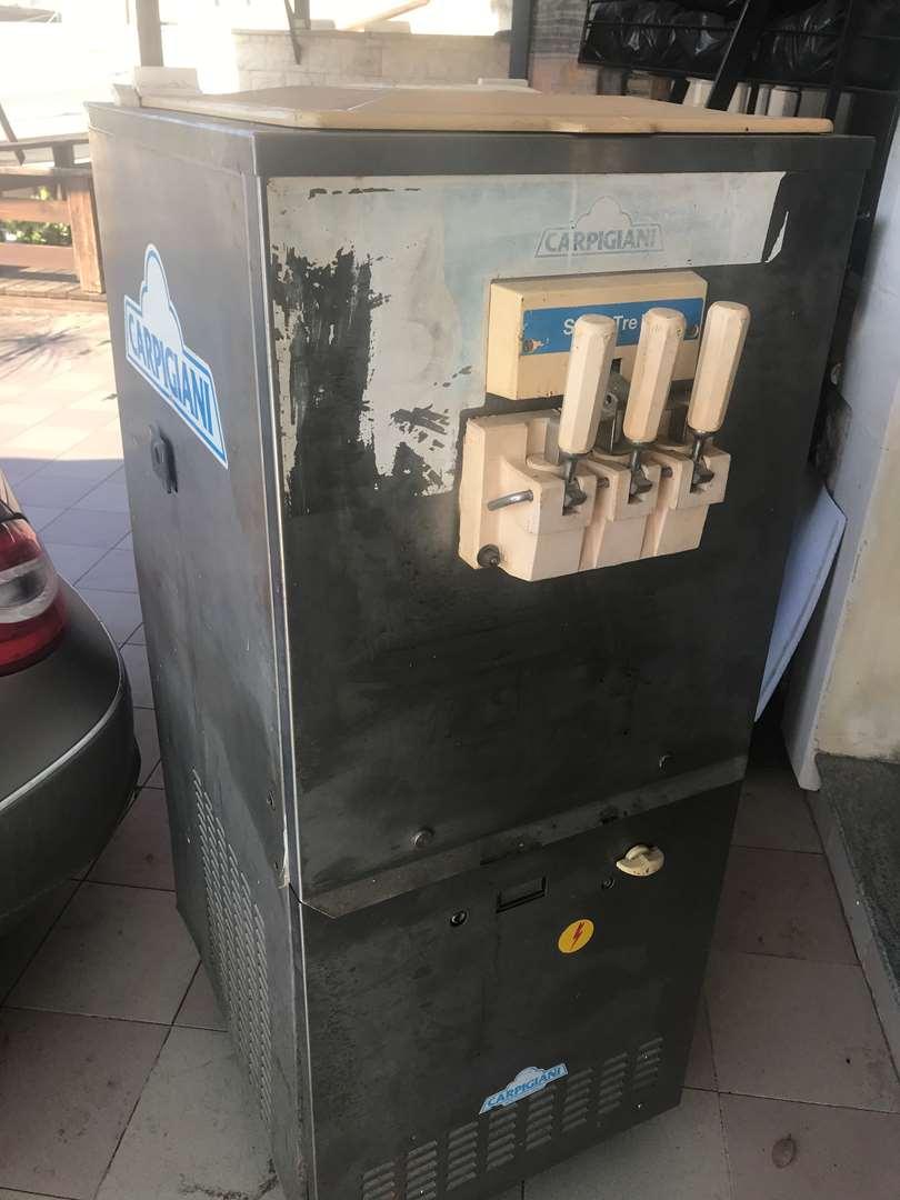 מכונת גלידה קרבגאני אטלקי