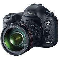 Canon EOS 5D Mark III DSLR Cam