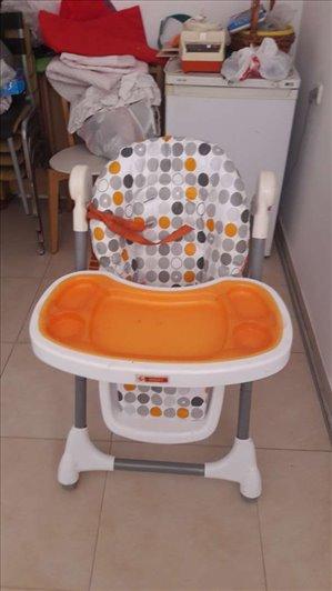 לתינוק ולילד כסא לאוכל 2