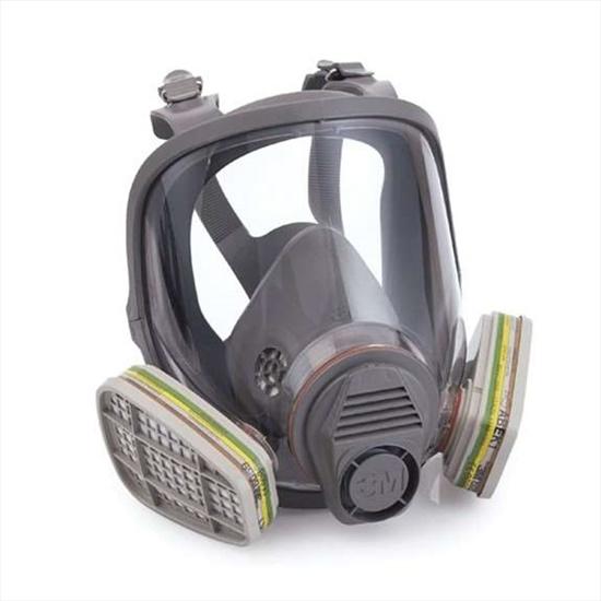 3M Full Face Respirator Kit (M