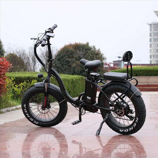 750w / 48v אופניים חשמליים מתק