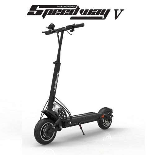 קטנוע חשמלי Speedway 5 מנועים