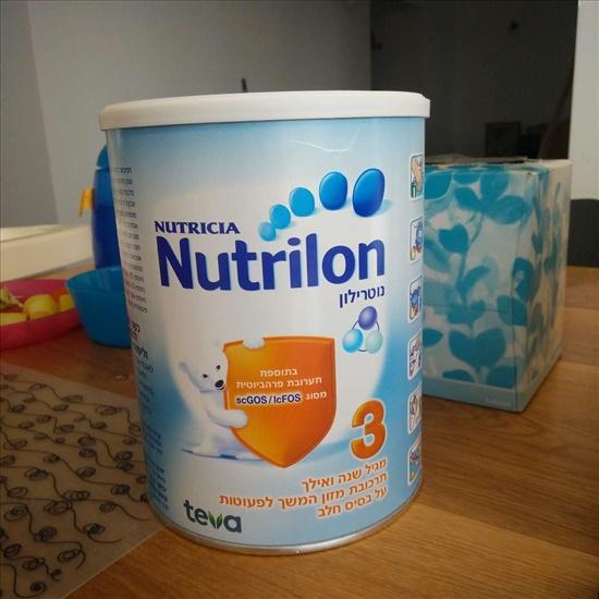 תחליף חלב Nutrilon שלב 3