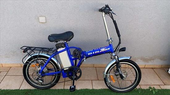 אופניים חשמליים biram