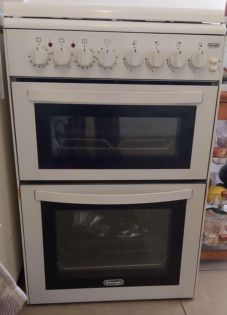 תנור אפייה דו תאי משולב