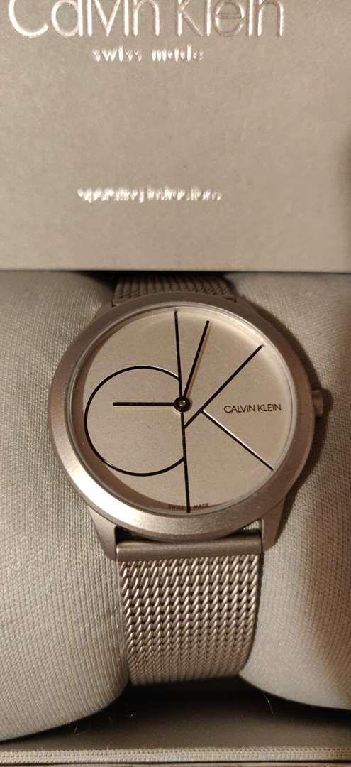 שעון יד קלווין קליין לנשים