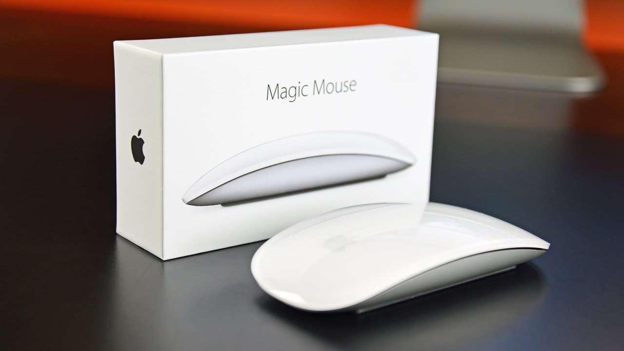 עכבר Magic Mouse 2