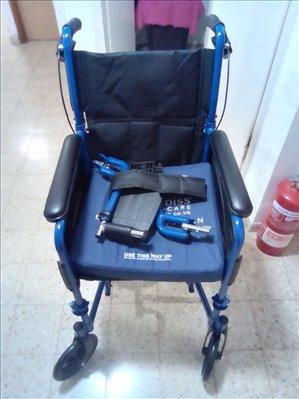 ציוד סיעודי/רפואי כסא גלגלים 34
