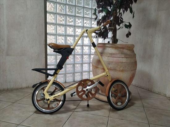 אופני עיר מתקפלים מיוחדים