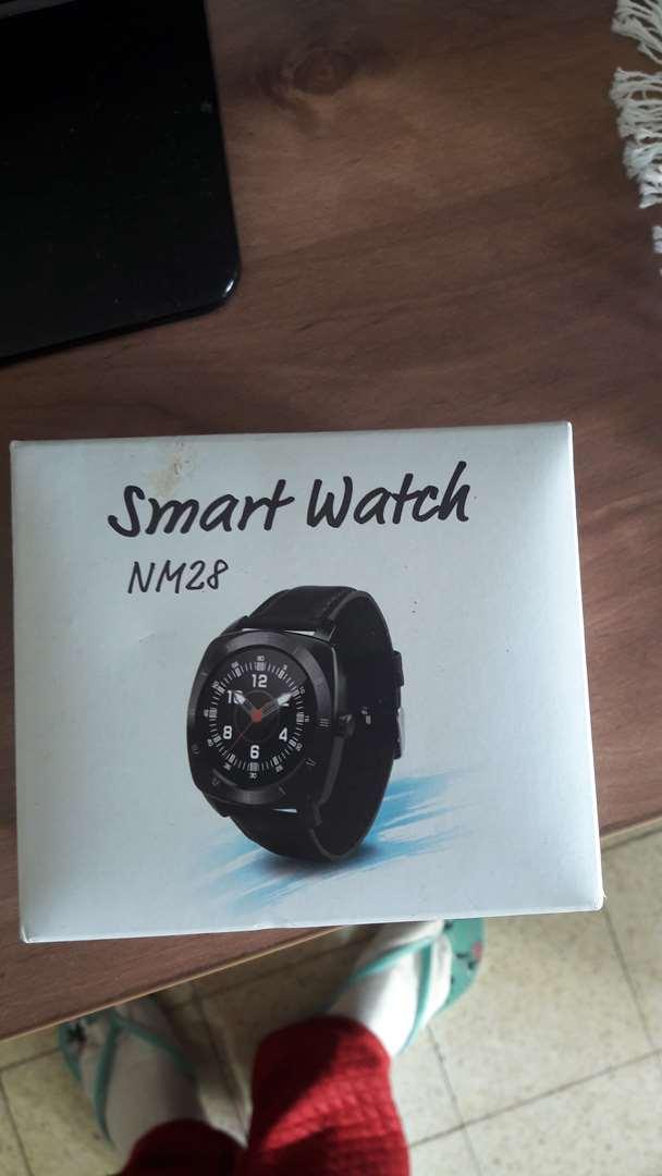 Smart watch שחור