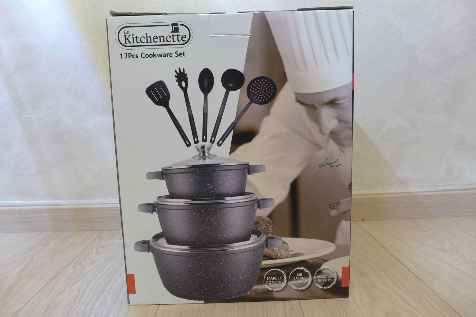 כלי מטבח סירים 24