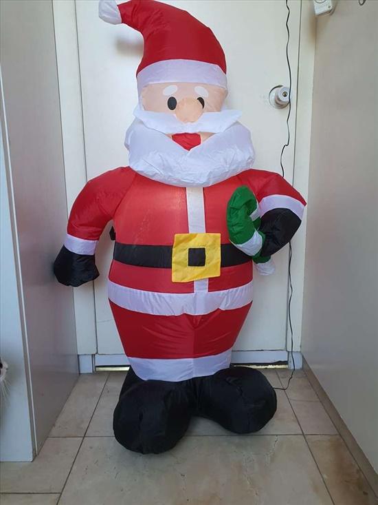 בובה סנטה קלאוס