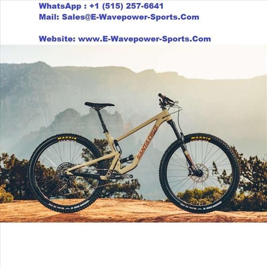 אופני הרים של סנטה קרוז טאלבוי
