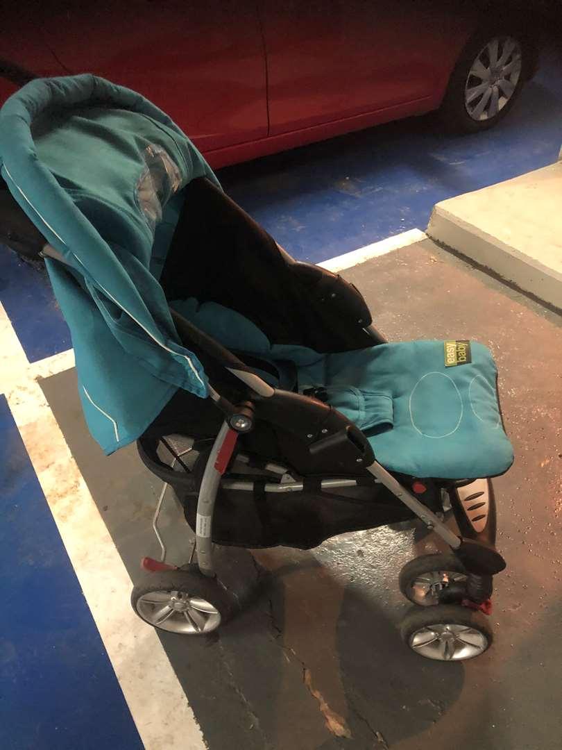 לתינוק ולילד עגלות ועגלות טיול 5