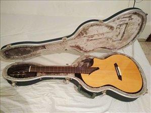 כלי נגינה גיטרה קלאסית 19