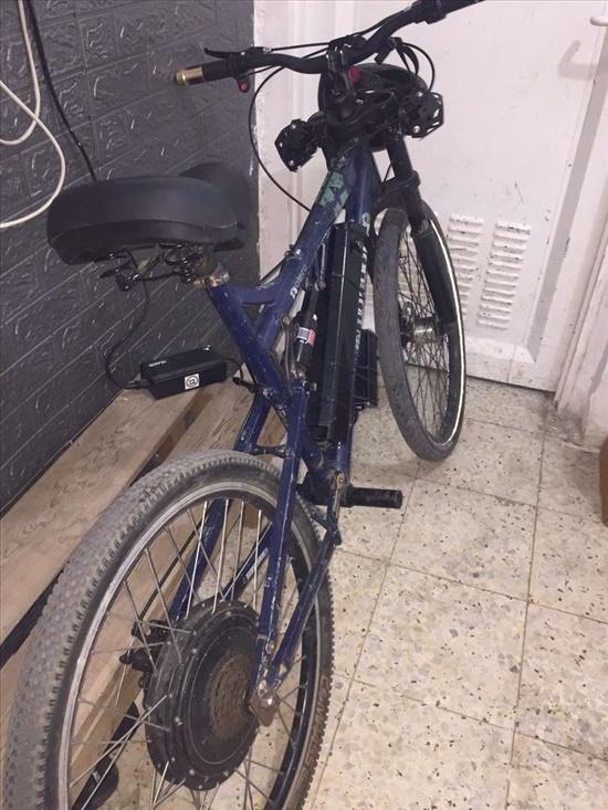 אופניים חשמליים שיכוך מלאא