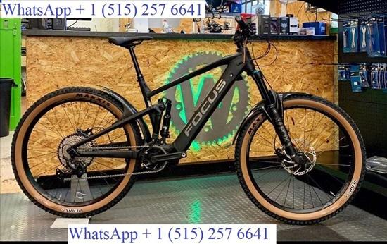 פוקוס Jam2 6.7 תשע 21 אופני הר