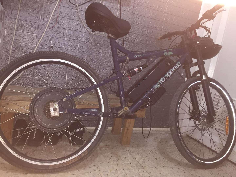 אופניים אופניים חשמליים 5